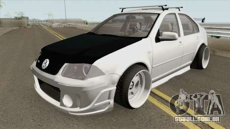 Volkswagen Jetta Tuned para GTA San Andreas