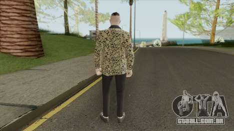 Male Skin (The Diamond Casino And Resort) para GTA San Andreas