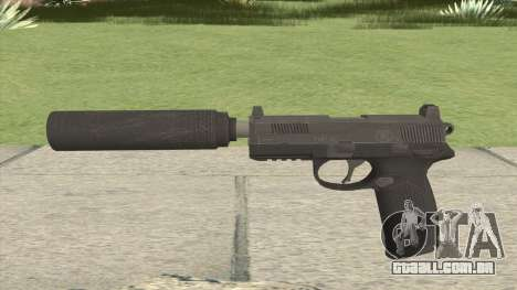 FNP-45 Silenced para GTA San Andreas