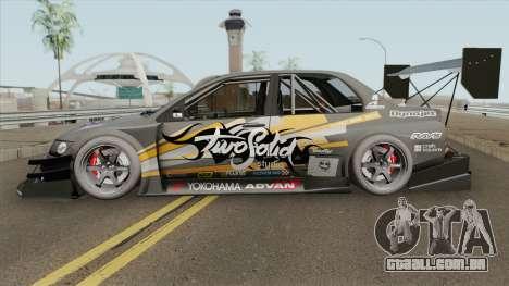 Mitsubishi Lancer Evolution VIII (Time Attack) para GTA San Andreas