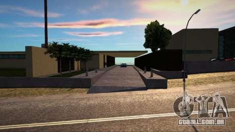 Mini Malibu para GTA San Andreas
