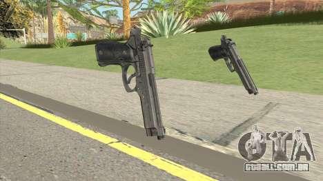 Beretta 92 Pistol para GTA San Andreas