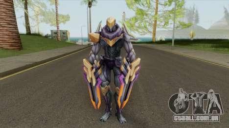 Project Zed : Chroma para GTA San Andreas
