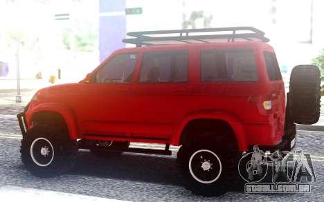 UAZ Patriot 2 para GTA San Andreas
