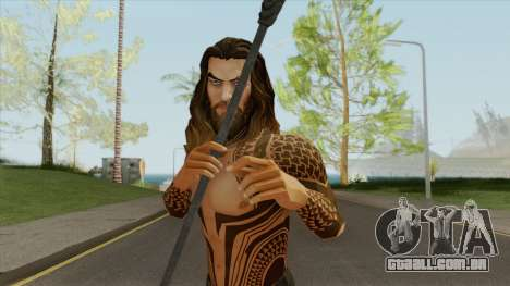 Aquaman Rider Of the King Tide V1 para GTA San Andreas