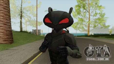 Black Manta Scourge Of The Seven Seas V1 para GTA San Andreas