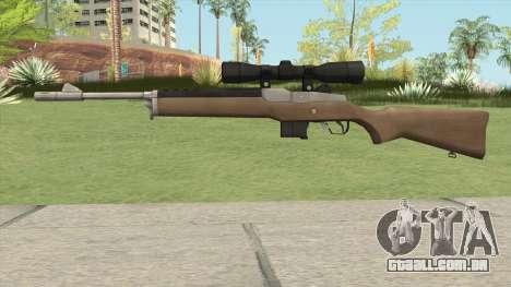 Hunting Rifle HQ (L4D2) para GTA San Andreas