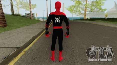 Spider-Man: Far From Home V2 para GTA San Andreas