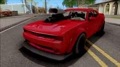 GTA V Bravado Gauntlet Hellfire Custom