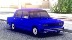 VAZ 2105 com praça de ótica para GTA San Andreas