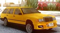 1994 Mercedes-Benz E320 Wagon Project para GTA San Andreas