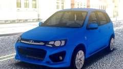 LADA Kalina Sport Blue para GTA San Andreas