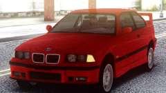 BMW M3 3-er E36 Coupe para GTA San Andreas