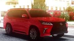 Lexus LX570 2019 para GTA San Andreas