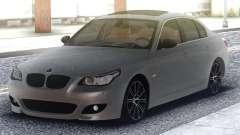 BMW E60 530i para GTA San Andreas