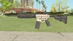 Custom P416 (Tom Clancy The Division) para GTA San Andreas
