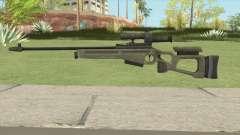 Battlefield 3 SV-98 V2 para GTA San Andreas
