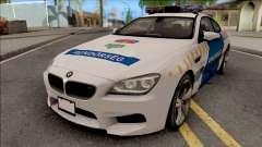 BMW M6 Magyar Rendorseg