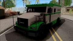 GTA V Brute Stockade para GTA San Andreas