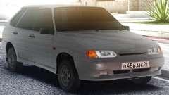 VAZ 2114 Matizado para GTA San Andreas