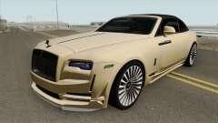 Rolls-Royce Dawn Onyx Concept 2016