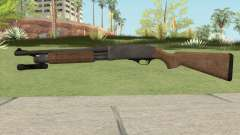 Pump Shotgun HQ (L4D2) para GTA San Andreas