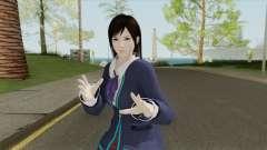 Kokoro School (Updated) Dead Or Alive 6 Costume para GTA San Andreas