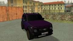 LADA Niva Bronto (ZHAROV_A_573) para GTA San Andreas