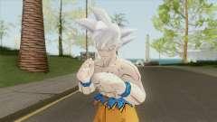 Goku (Ultra Instinct) V1 para GTA San Andreas
