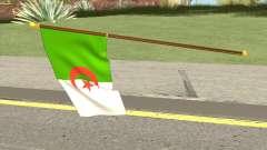 Algerian Flag para GTA San Andreas