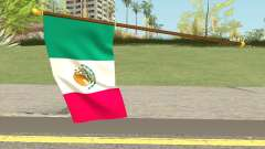 Mexico Flag para GTA San Andreas