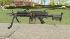 Battlefield 4 M249 para GTA San Andreas