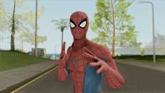 Spider-Man Suit Classic - Spider-Man PS4 para GTA San Andreas