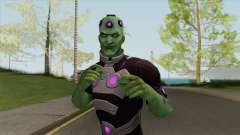Brainiac: The Collector of Worlds V1 para GTA San Andreas