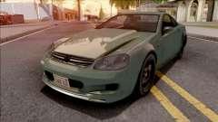 GTA IV Benefactor Feltzer IVF Style para GTA San Andreas