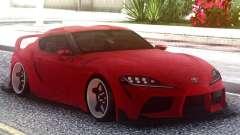 Toyota Supra A90 para GTA San Andreas