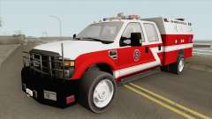 Ford F-250 San Andreas Fire Department 2011