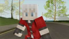 Dante (Devil May Cry) Minecraft Version para GTA San Andreas