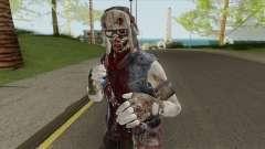 Gary Carmine Zombie (Gears Of War 4) para GTA San Andreas