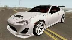 Toyota GT86 Drift Edition 2013 para GTA San Andreas