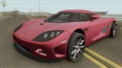 Koenigsegg CCX HQ 2006 para GTA San Andreas
