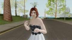 Female Skin (Casino And Resort DLC) para GTA San Andreas