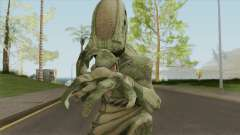 Alien Skin GTA V para GTA San Andreas
