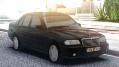 Mercedes-Benz C55 para GTA San Andreas
