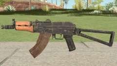 AKS-74U (Medal Of Honor 2010) para GTA San Andreas