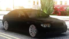 BMW 750i Black para GTA San Andreas