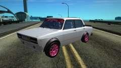 VAZ 2105 Esporte e Beleza para GTA San Andreas