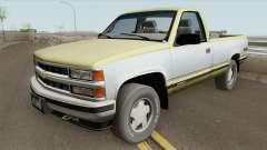 Chevrolet Silverado 1500 (1998) para GTA San Andreas