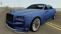 Rolls-Royce Dawn Onyx Concept 2016 IVF