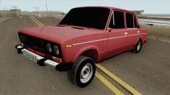 VAZ 2106 (AzeLow Style) para GTA San Andreas